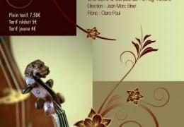 Concert Orchestre Ain et Pays de Gex