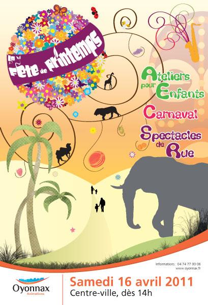 Fête du Printemps 2011