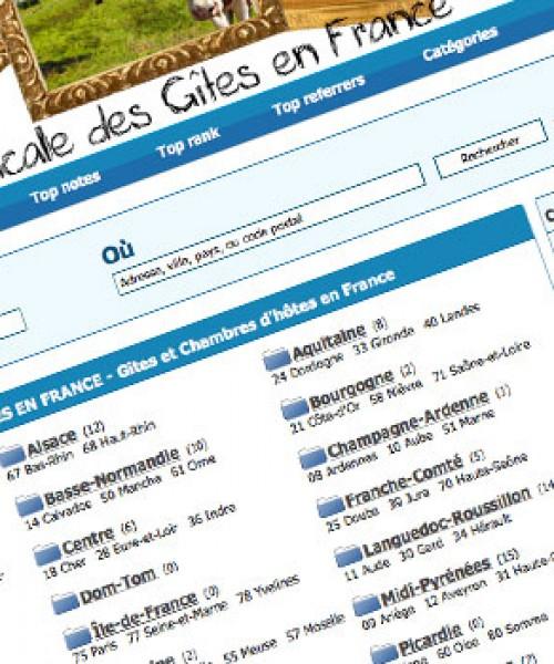 Amicale des Gîtes en France