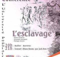 Conférence Université Populaire